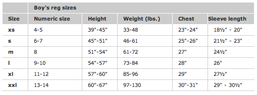 Size Charts Finding Your Our Charteasuring Tips Will Help You Order